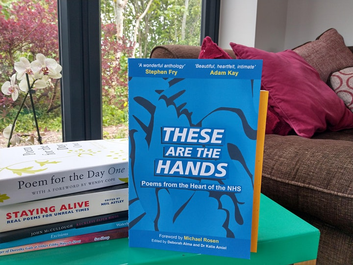 These Are The Hands - NHS Poetry & Celebration image