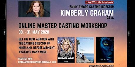International Master Casting Workshop tickets