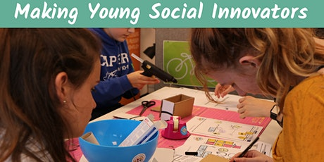 Online Course: Making Young Social Innovators tickets