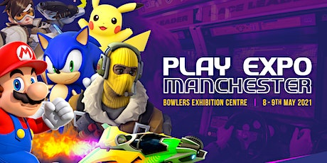 PLAY Expo Manchester 2021 tickets