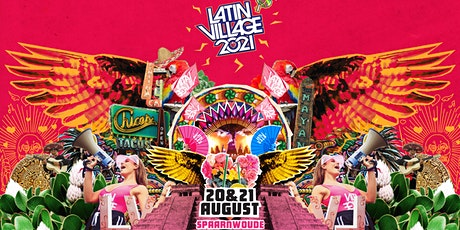 LatinVillage Festival 2021 tickets