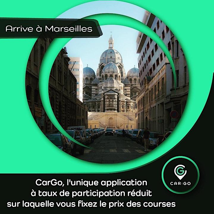 Image pour Reunion VTC Car:Go Marseille