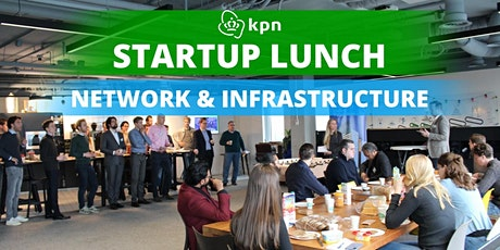 KPN Startup Monday Lunch 5G & IoT tickets