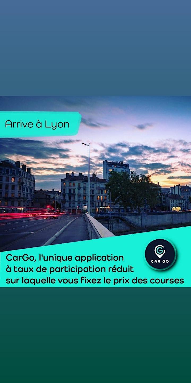 Image pour Reunion VTC Car:Go Lyon