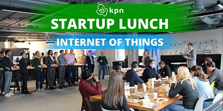 KPN Startup Monday Lunch IoT tickets