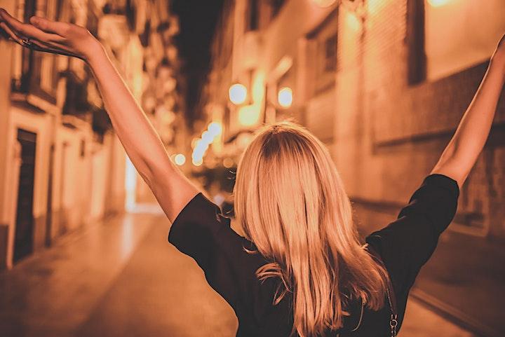 Time To Thrive -Free Weekly NLP  Empowerment Webinars image