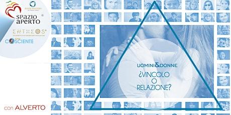 PENSIERI SU UOMINI E DONNE | FORMAZIONE ESCLUSIVA H20-23 | ALVERTO VARELA biglietti