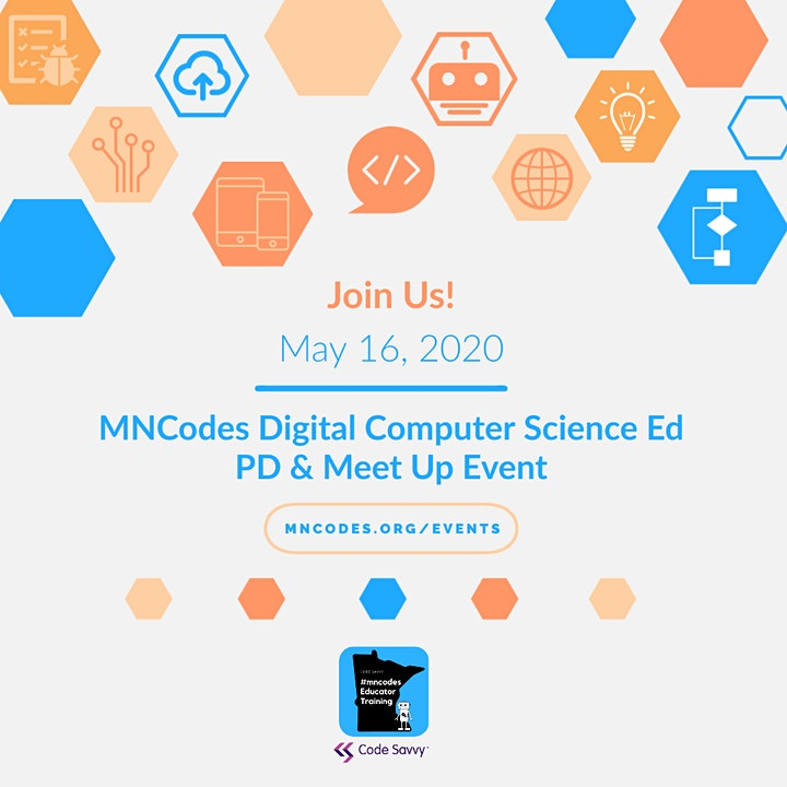 MNCodes Digital Computer Science Ed PD & Meet Up image