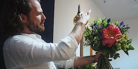 British Flowers Week Hand-Tied Bouquet Masterlass tickets