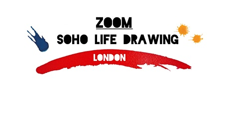 Zoom Soho Life Drawing Guided Class tickets