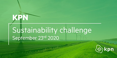 KPN Sustainability Network Challenge tickets