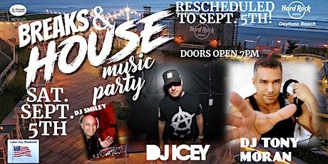 DJ TONY MORAN & DJ ICEY- HOUSE/EDM DJ SHOW boletos