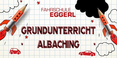Grundunterricht | Albaching tickets