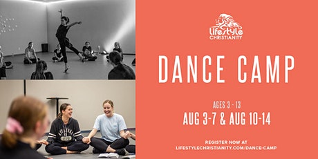 LC Dance Summer Camp (August 10-14) tickets