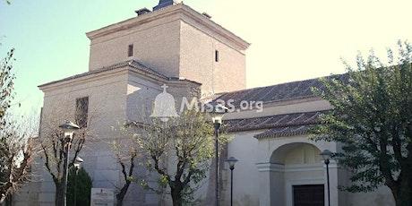 Misa Presencial Parroquia Santa Maria Magdalena entradas