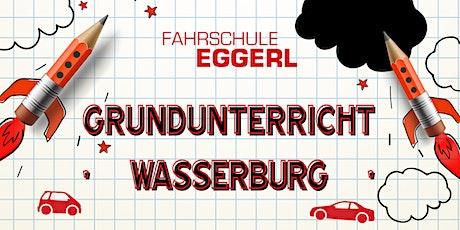 A1, A2, A, AM - Unterricht | Wasserburg Tickets