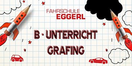 B - Unterricht | Grafing Tickets