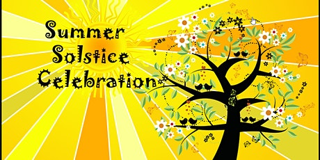 Summer Solstice Celebration -Gardens/Astrology/ Numbers/Tea Leaves & Tarot! tickets
