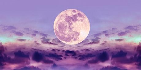 Strawberry Full Moon In Sagittarius Virtual Ritual tickets