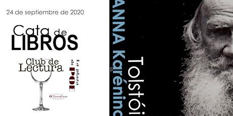 CATA DE LIBROS. Anna Karénina de Lev Tolstói tickets