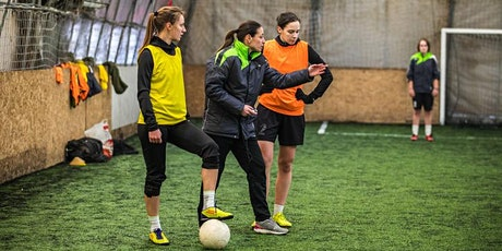 Levelling the Playing Field for Women Football Coaches: Seminar & Infographic tickets