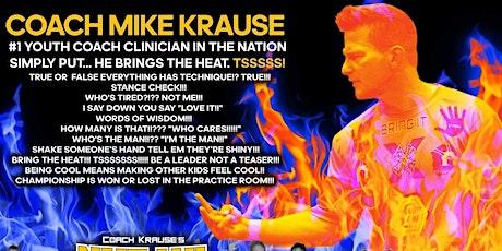 Mike Krause Kamp tickets