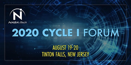 2020 NASA iTech Cycle I Forum tickets
