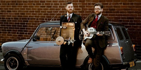 Brecon // The Washboard Resonators tickets