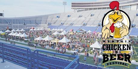 Memphis Chicken & Beer Festival 2020 tickets