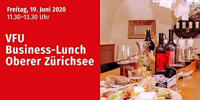 Business-Lunch, Oberer Zürichsee, 19.06.2020
