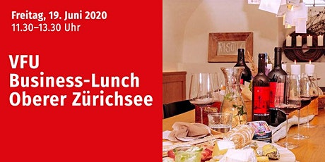Business-Lunch, Oberer Zürichsee, 19.06.2020 Tickets
