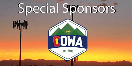 2020 COWA Special Sponsors tickets