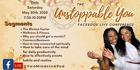 The Unstoppable YOU! tickets