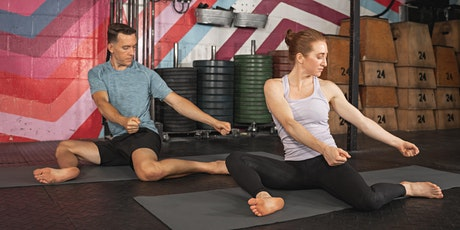Stretching and Mobility Class Online: Alleviate Pain & Injuries tickets
