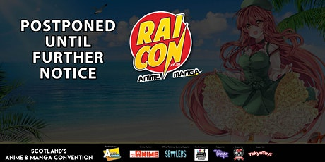 Rai Con - Summer tickets