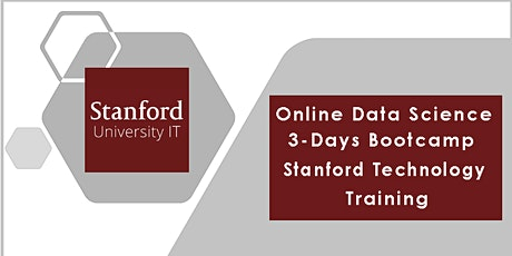 Online Data Science 3-Days Training: Stanford Technology - Dallas tickets