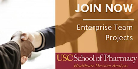 USC HCDA Enterprise Team Projects Webinar tickets