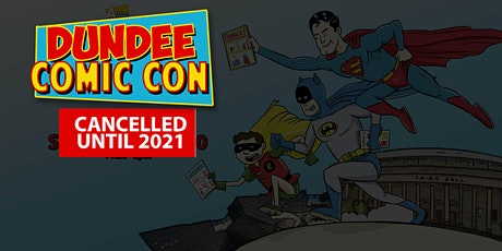 Dundee Comic Con tickets