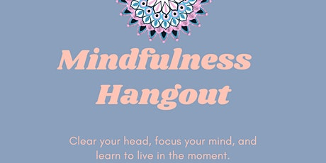 Mindfulness Hangout with Geena: A Microsoft Teams Event tickets