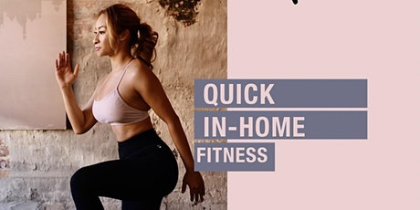SocietyX Virtual: Be Fit By Laura In-Home Fitness 30 Min Workout tickets