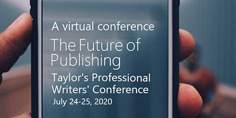 VIRTUAL Taylor University Professional Writers' Conference tickets