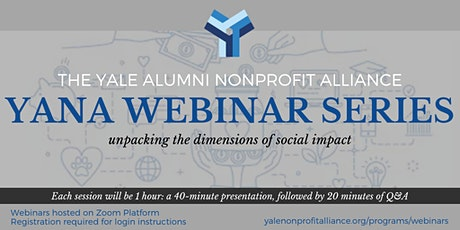 YANA Webinar | Brand Building for Social Impact tickets
