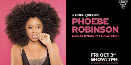 Phoebe Robinson tickets
