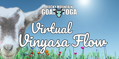 Virtual Vinyasa Flow - May 31st (ONLINE EVENT) tickets