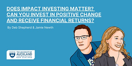 Can you invest in positive change and receive financial returns? tickets