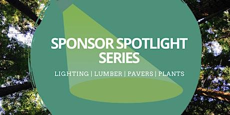 Sponsor Spotlight: Hunter / FX Luminaire with Dave Oborn tickets