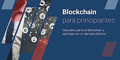 Blockchain para principiantes ¡Aprende jugando! entradas