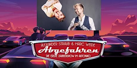 Alexander Straub und Marc Weide: Abgefahren (für ERWACHSENE) Tickets