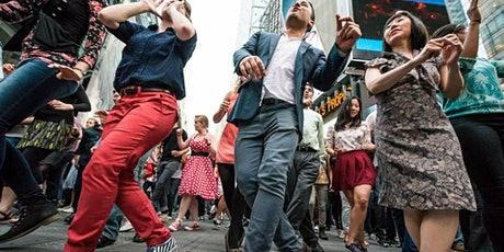 Swing Dancing for Beginners: SOLO JAZZ MOVEMENTS tickets
