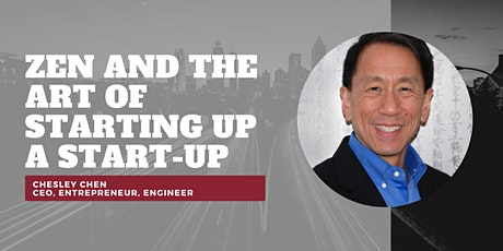 Zen and the Art of Starting Up a Start-up Tickets